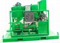 GGP200/300/100PI-E electric grout mixer pump for option