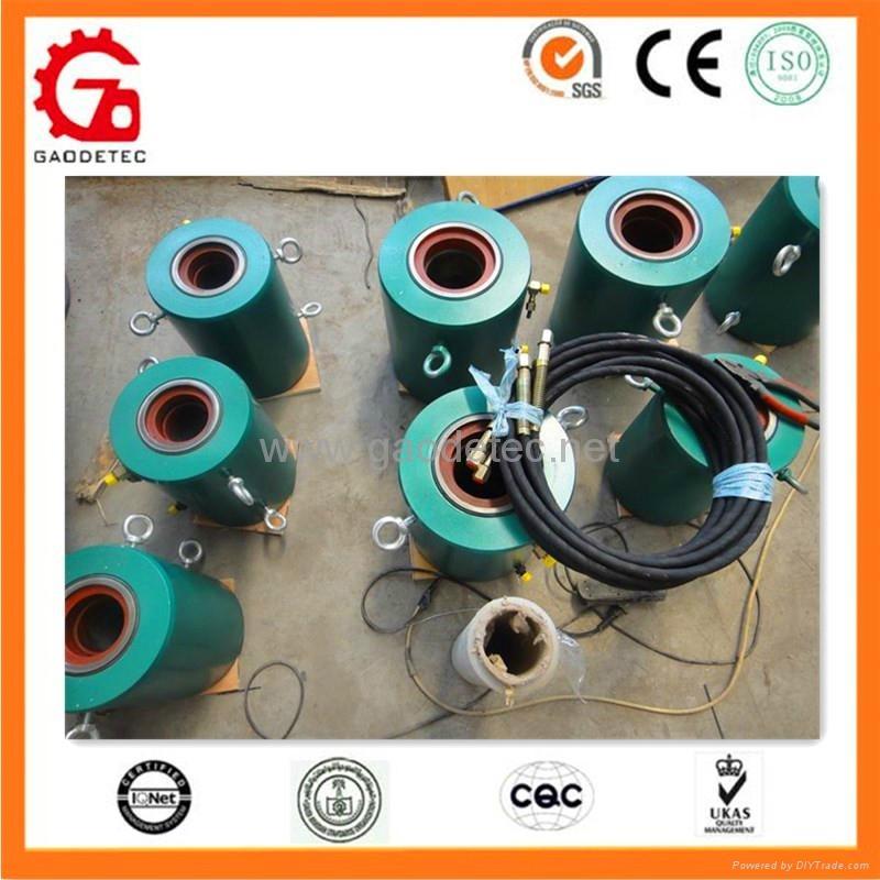 post tension hydraulic jack