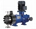 high pressure metering pump