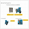 GZ-3E-R Refractory Gunning Machine for sale