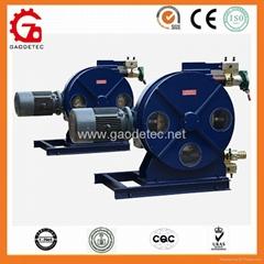國內熱銷先進設計技術自吸漿料輸送各種型號泵GH系列變頻軟管泵