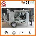 Output15m3/h GPS-15 Diesel Engine Concrete Spray Pump