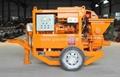 7m3/h concrete grouting pump for sale