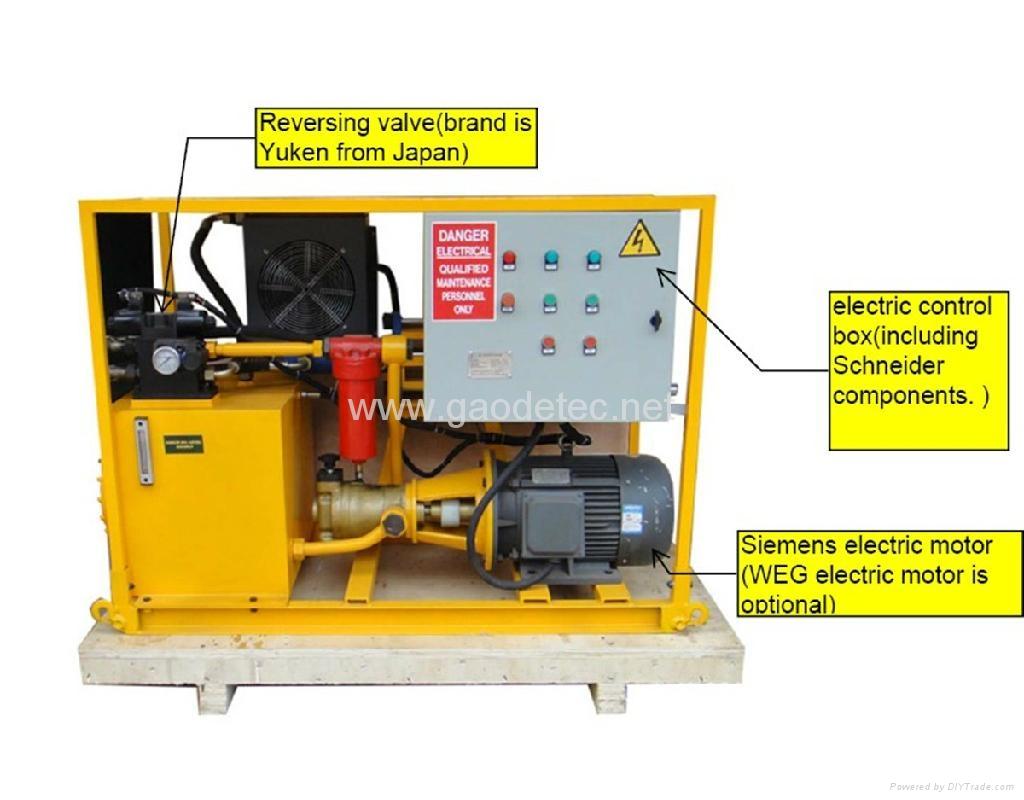 GDH90 高压注浆泵 1