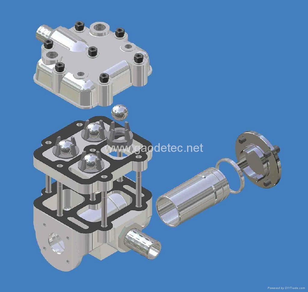 GDM130/20注浆泵 3