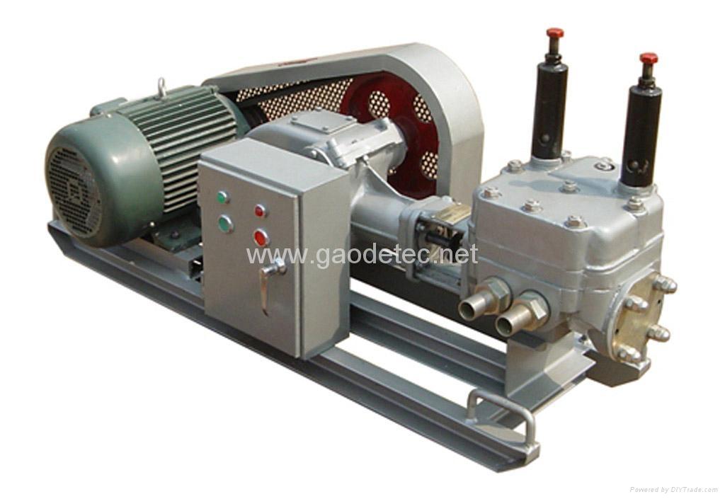 Hot-selling Medium-pressure Dual-slurry GDM60/40 Jet-injection Pump  2