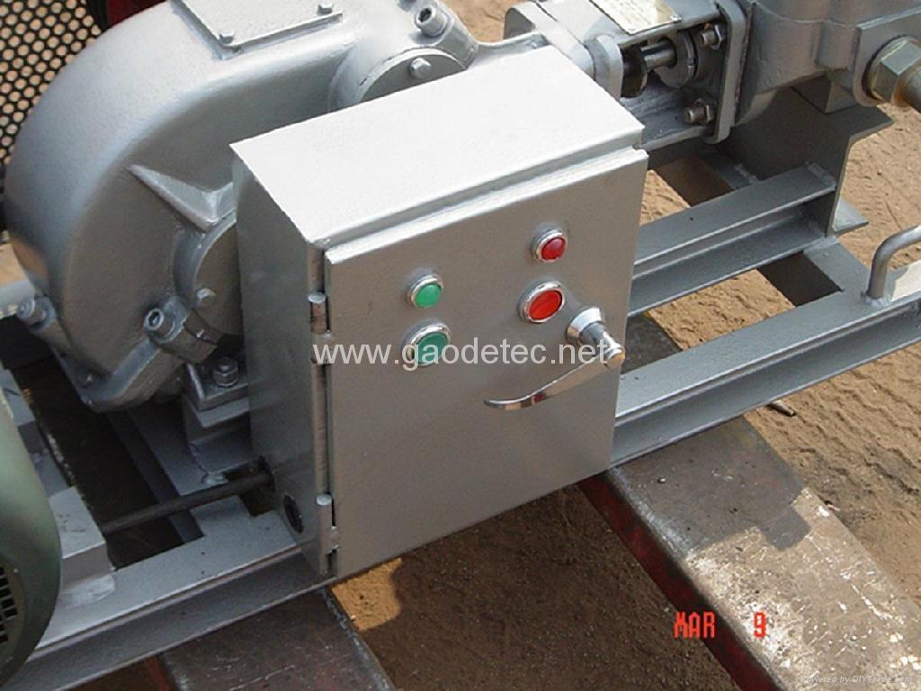Hot-selling Medium-pressure Dual-slurry GDM60/40 Jet-injection Pump  4
