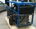Deutz diesel engine hydraulic power pack for sale