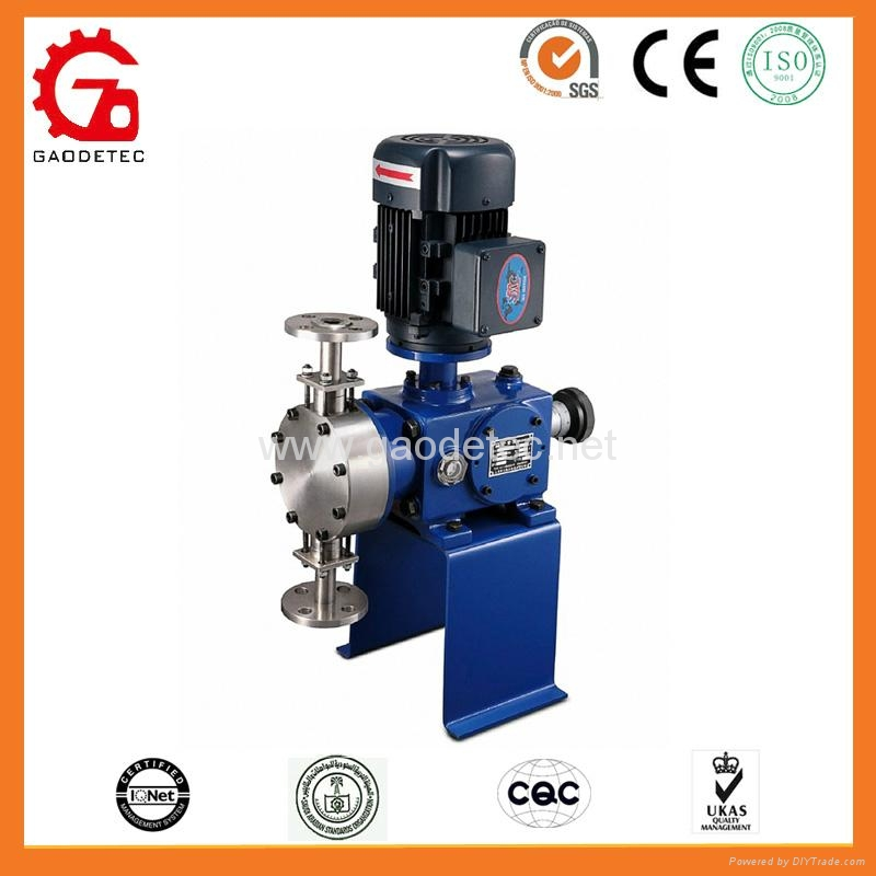 Low Pressure Liquid Mechanical Diaphragm Dosing Pump