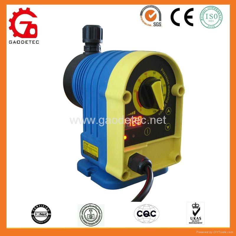 Electromagnetism Diaphragm Dosing Pump