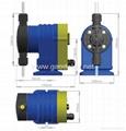 Solenoid Dosing Pump price