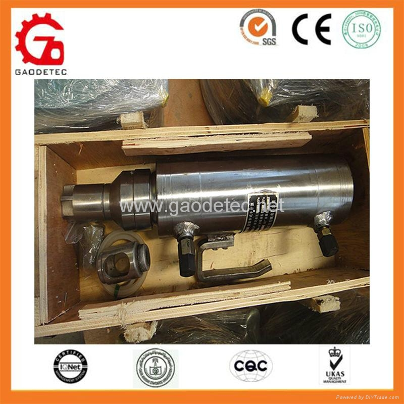 Monostrand Tensioning Hydraulic Jack