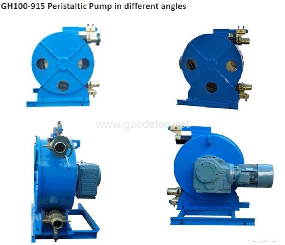 pump for concrete
