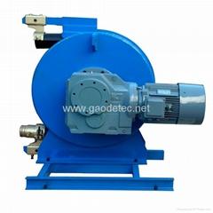 廠家供應軟管泵 泵送物料穩定 沒有內部倒流 維修簡便