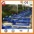 mono rotary screw pump price