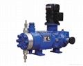 hydraulic diaphragm metering pump