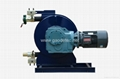 hose pump for Conveying of coating, paint and color