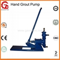best-seller small  hand grouting pump