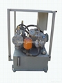 GH-H series grout pumps for grouting plugging project