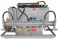 Professional grout pump for coal mine water sealing