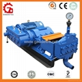 GDB 180/10 grouting pump for curtain