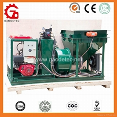 GDS1500G with CE ISO small concrete pump