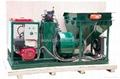 difference angles of GDS1500 wet shotcrete pump