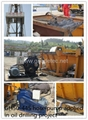 GH50-445C hose pump used for oilfield shale gas