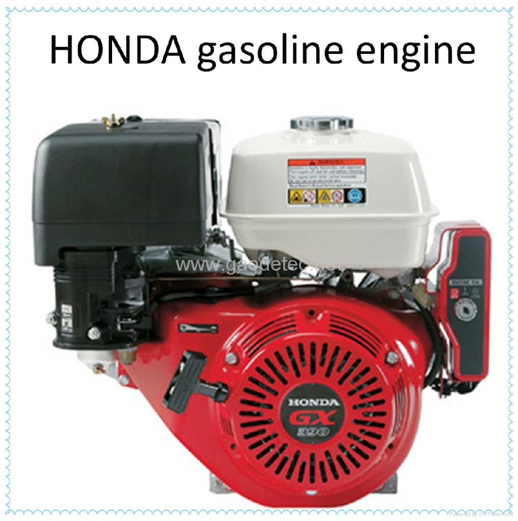 gasoline hose type mini concrete pump for sale