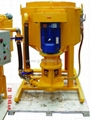 Grout Cement Mixer and agitator in stock