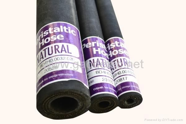 NR peristaltic hose