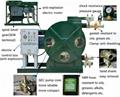供应软管泵 自吸能力强 可双向旋转 泵送料流稳定U型挤压技术成熟 4