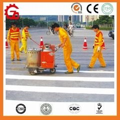 GD320 hand push road lining machine
