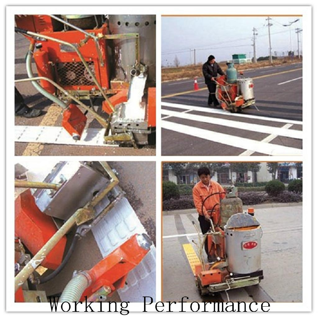 GD vibration road marking machines