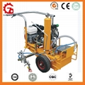 GD6L hand push high pressure airless cold paint road marking machine