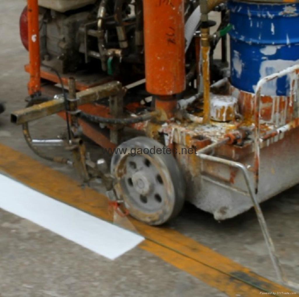 road marking machine