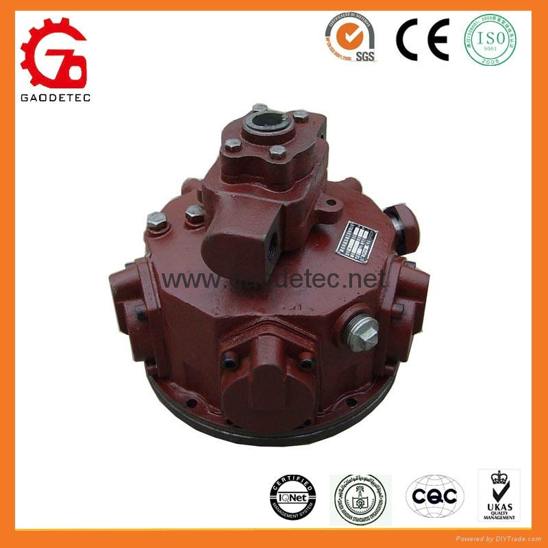 piston type air motor