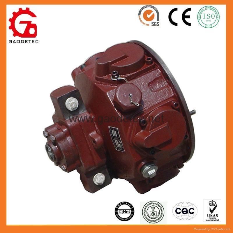 plunger air motor