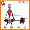 Man-portable micro and mining rotary drills