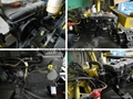 Easy operation crawler borehole rock drilling machine 4