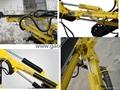 Easy operation crawler borehole rock drilling machine 5