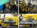 20m depte Hydraulic crawler core drill machine for quarry