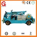 HSC-3016  shotcrete machine of Tunnel mines pits robotic arm spray concrete syst