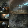 HSC-3016  shotcrete machine of Tunnel mines pits robotic arm spray concrete syst