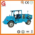 YSC5-15S vehicular hydraulic concrete pump wet shotcrete machine