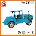 YSC5-15S vehicular hydraulic concrete pump wet shotcrete machine