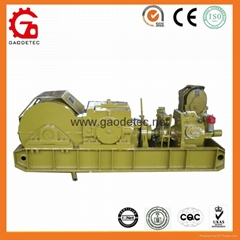Made in China 10t mine used air winch