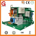GGP300/350/85 PL-E  grout mixer and pump to Indonesia