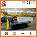 GL-4000 Crawler full hydraulic jet drill rig