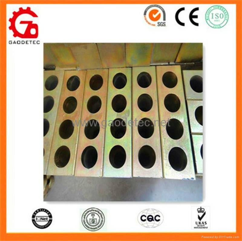 12.7mm 4 holes prestressed anchorage